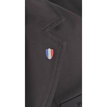 Ansteckflaggen -Frankreich-, 2er Set