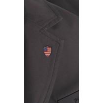 Ansteckflaggen -USA-, 2er Set