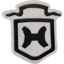 Brandzeichen -Holsteiner-