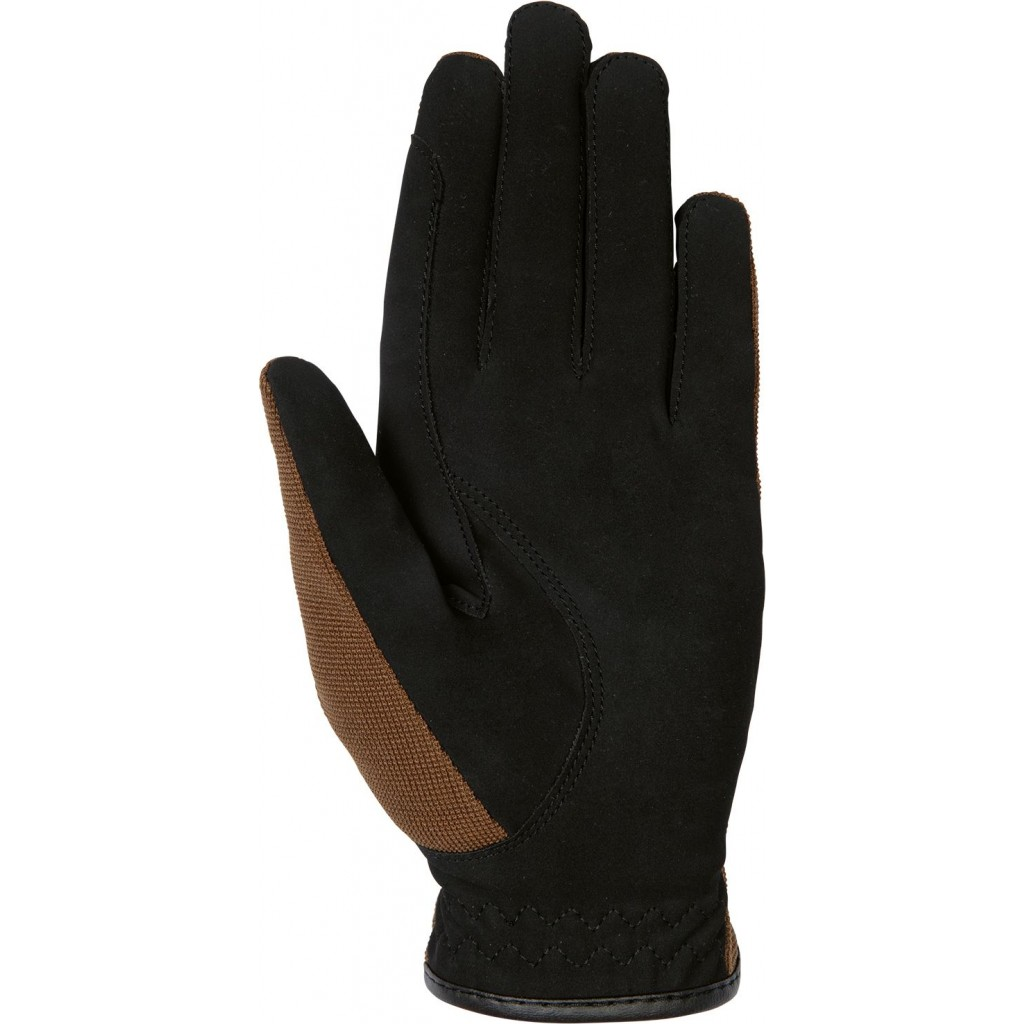 HKM Pro Team Adults Kids Professional Nubuk Look Durable Breathable Riding Glove