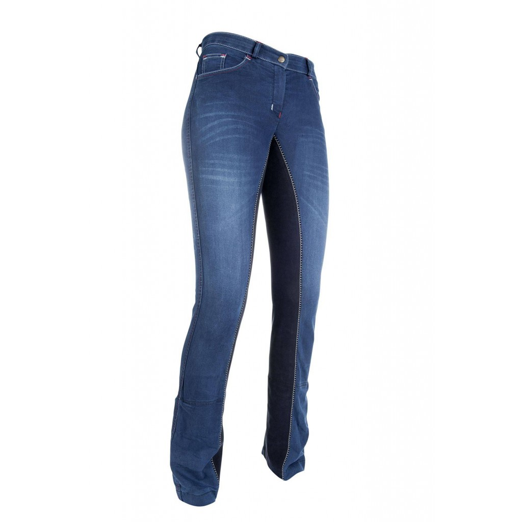 Jodhpur Reithose -Summer Denim-