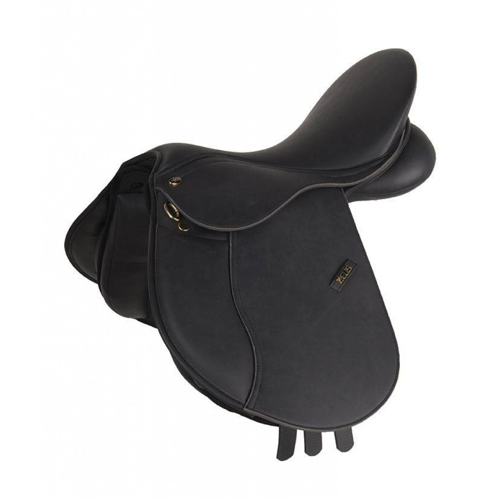 Ponysattel -Zeus Premium- Vielseitigkeit