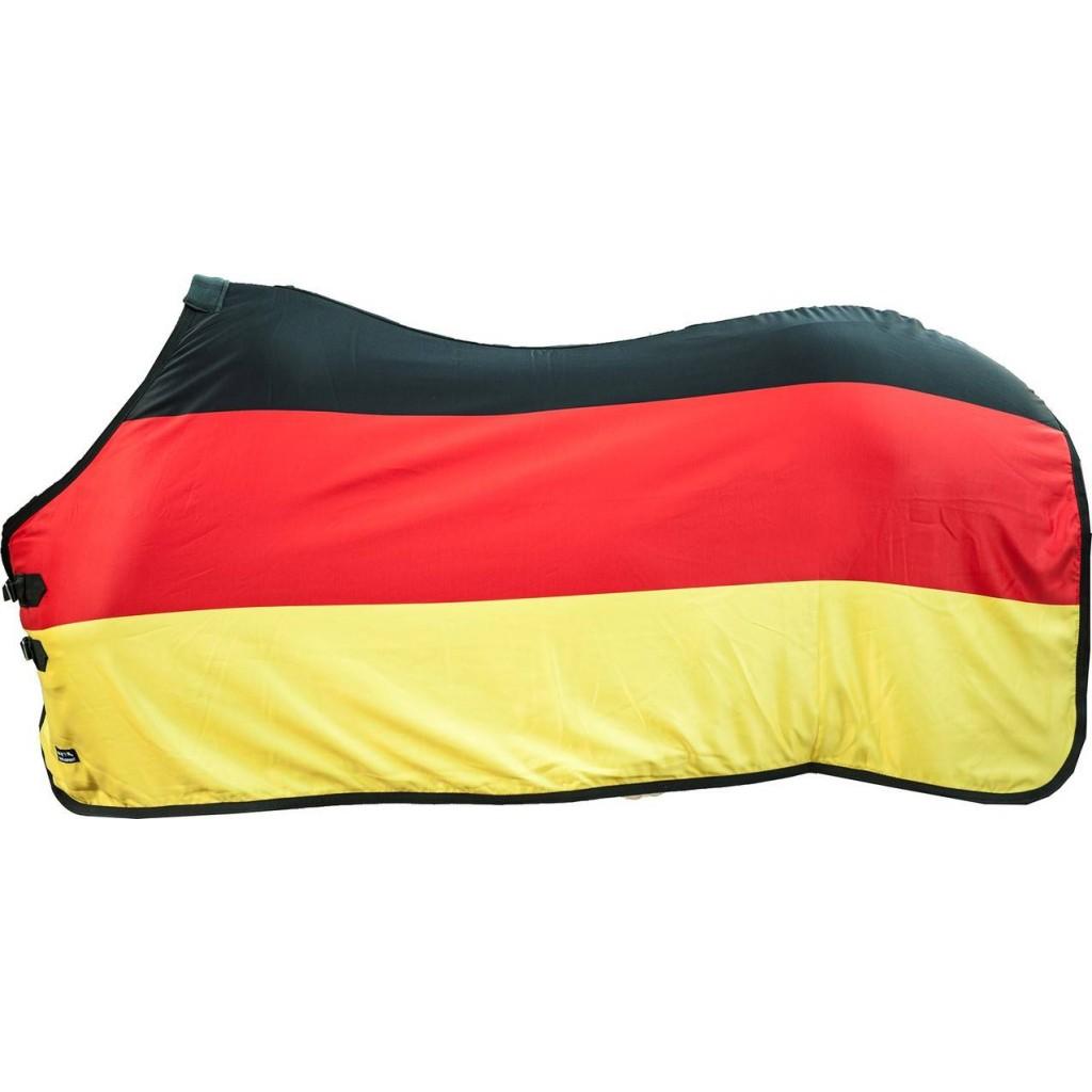 Abschwitzdecke -Flags-