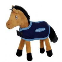 Abschwitzdecke für Plüschpferd -Funny Horses-