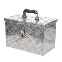 Putzbox -Alu- 37x22x24 cm