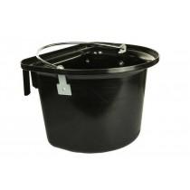 Futtereimer 12 Liter mit Henkel und Einhängebügel