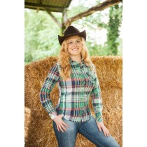 Westernbluse -Dallas-