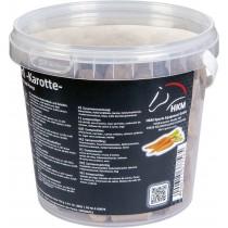 Pferde-Leckerli -Karotte- im Eimerchen 750 g