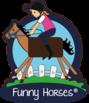 Logo Funny Horses